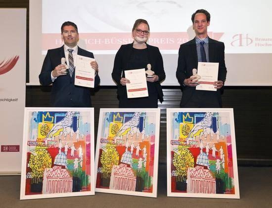 Verleihung der Heinrich-Büssing-Preise 2015