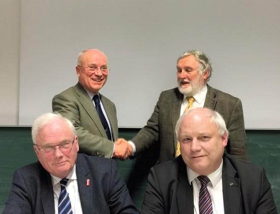 Abwechslungsreiche Mitgliederversammlung und Sitzung des Verwaltungsrats