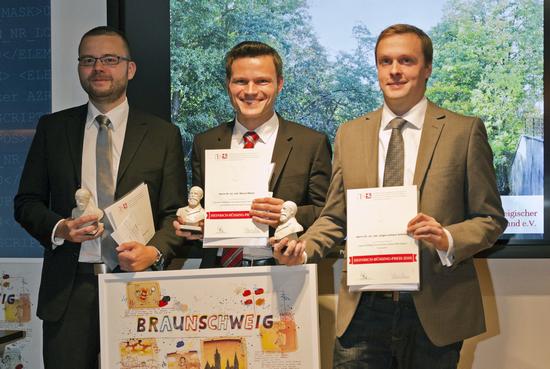 Verleihung der Heinrich-Büssing-Preise 2016