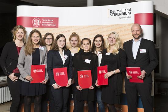 Die Deutschland-Stipendiaten/-innen des BHB 2017/2018