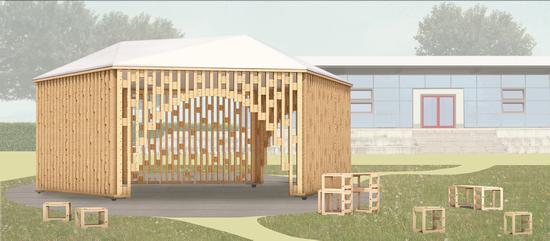 BHB fördert Campus Pavillon
