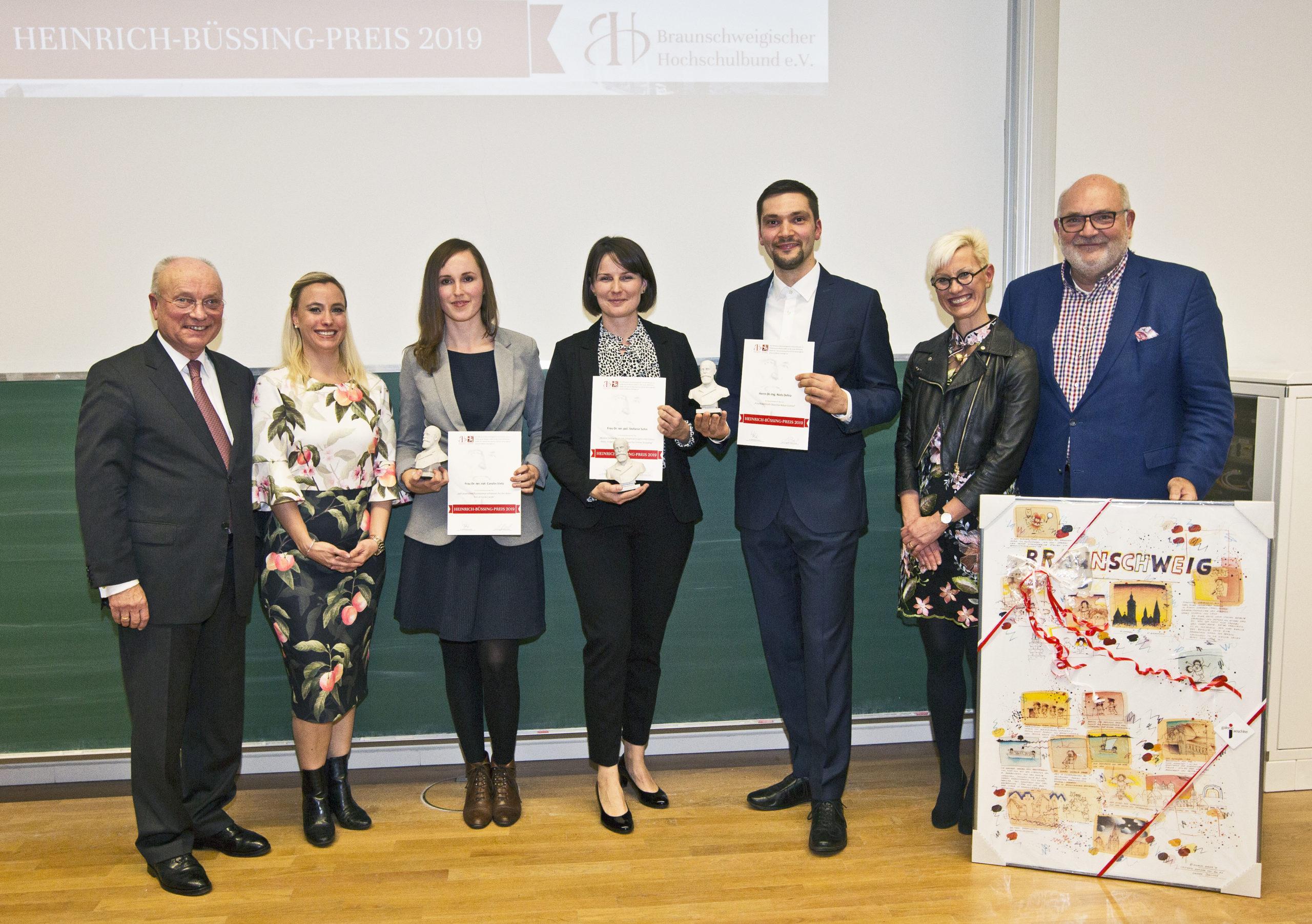 Heinrich-Büssing-Preisverleihung 2019